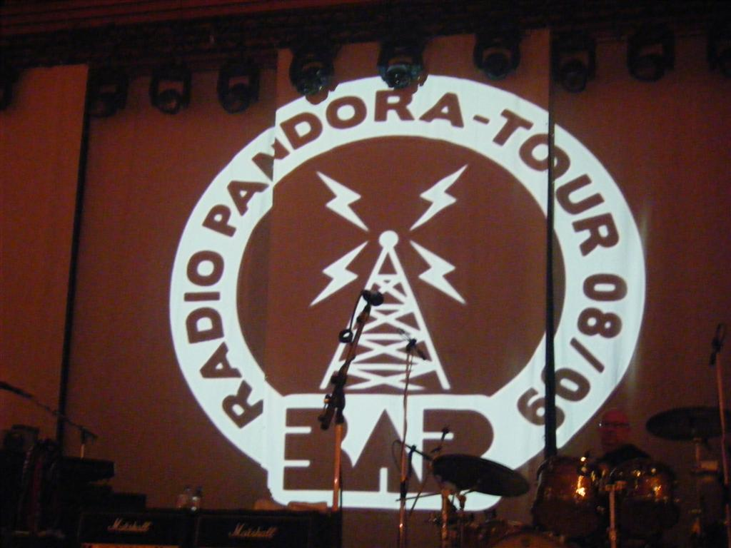 "24. November 2008: Start der BAP-Tour ""Radio Pandora"" in Saarbrücken"