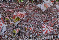 VfB Stuttgart: Cannstatter Kurve