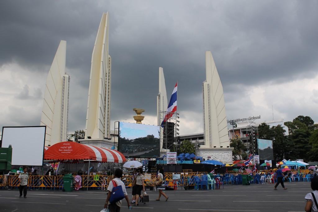Demokratiedenkmal
