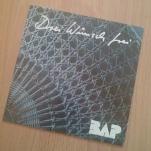 BAP-Single (Vinyl): Drei Wünsch' frei