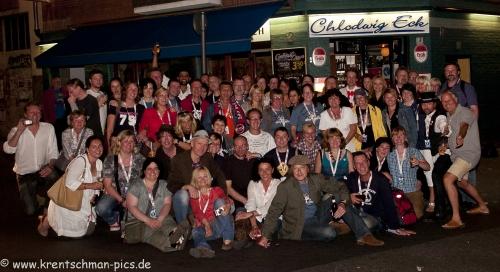 29. Mai 2011: vor'm Chlodwigeck, Köln