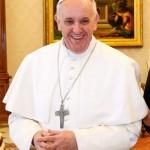 Papst Franziskus (20. März 2013)
