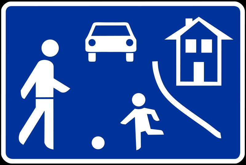 Verkehrszeichen 325