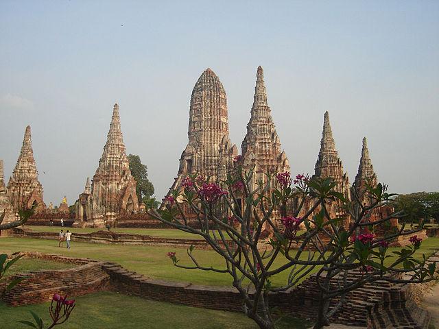 Ayutthaya: Wat Chaiwatthanaram