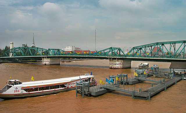 Chao-Phraya: Memorial Bridge