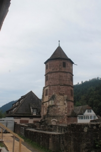 Noch ein Turm.