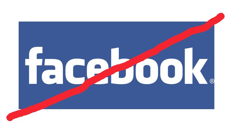 Facebook-Account löschen