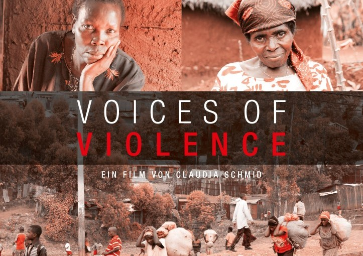 Plakat zum Film »Voices of Violence«