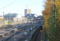Hauptbahnhof Aachen   © Ralf Simon