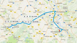 Bahnstrecke Aachen - Impekoven