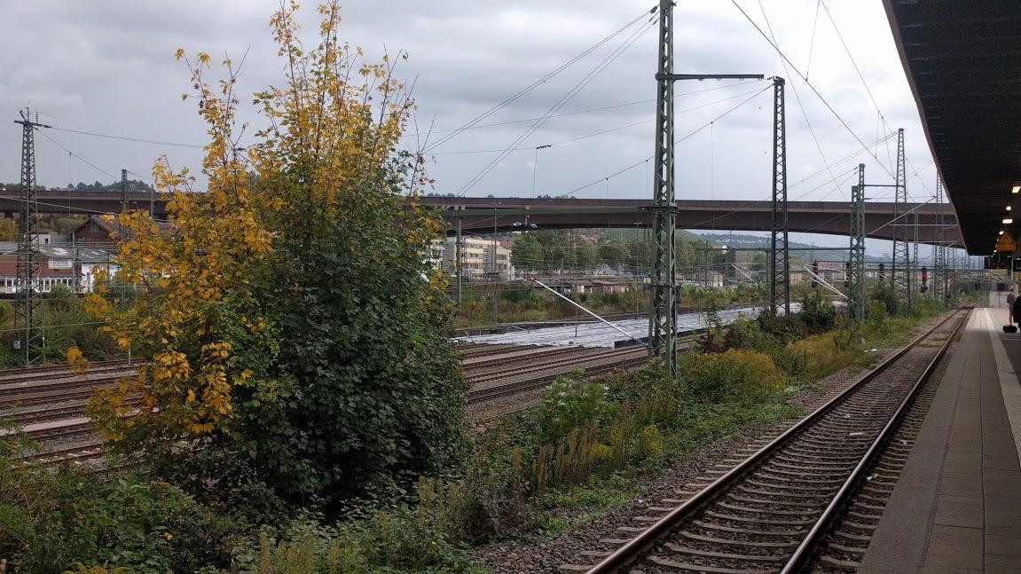 S-Bahnhof Stuttgart-Neckarpark