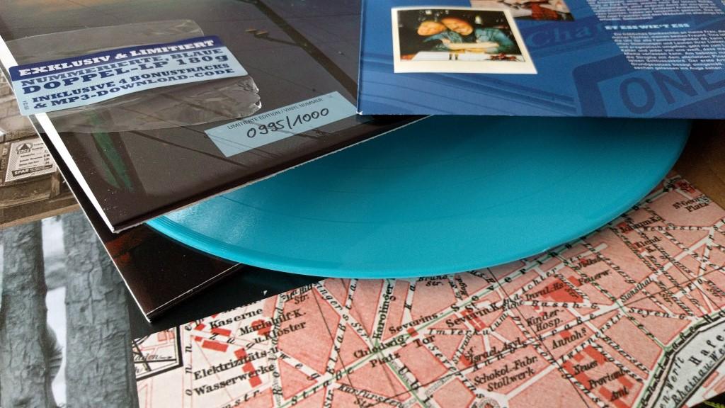 Familienalbum (limitierte Vinyl-Ausgabe / Niedecken, 2017)