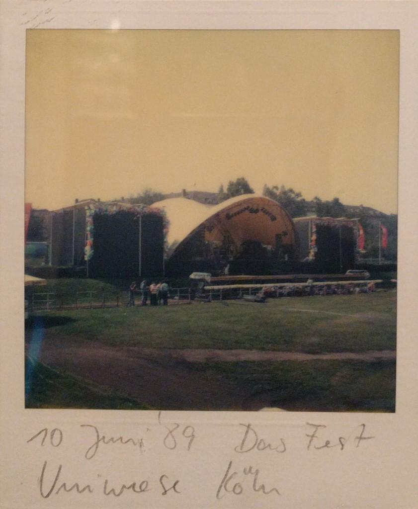 Hundertmohl (Detail / Wolfgang Niedecken, 1981 - 1992)