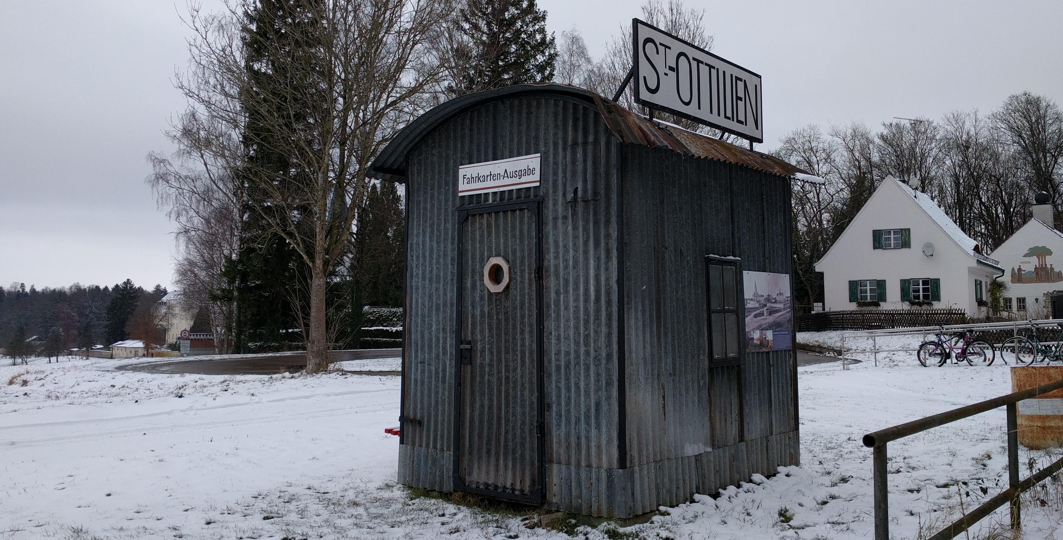 Bahnhof St. Ottilien (1)