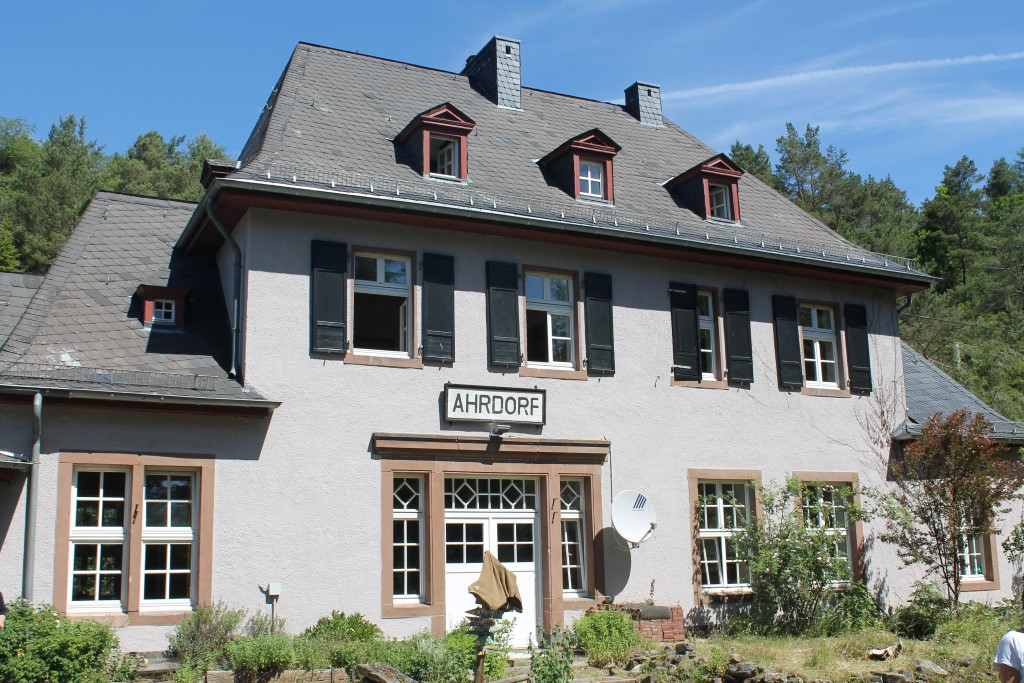 Bahnhof Ardorf