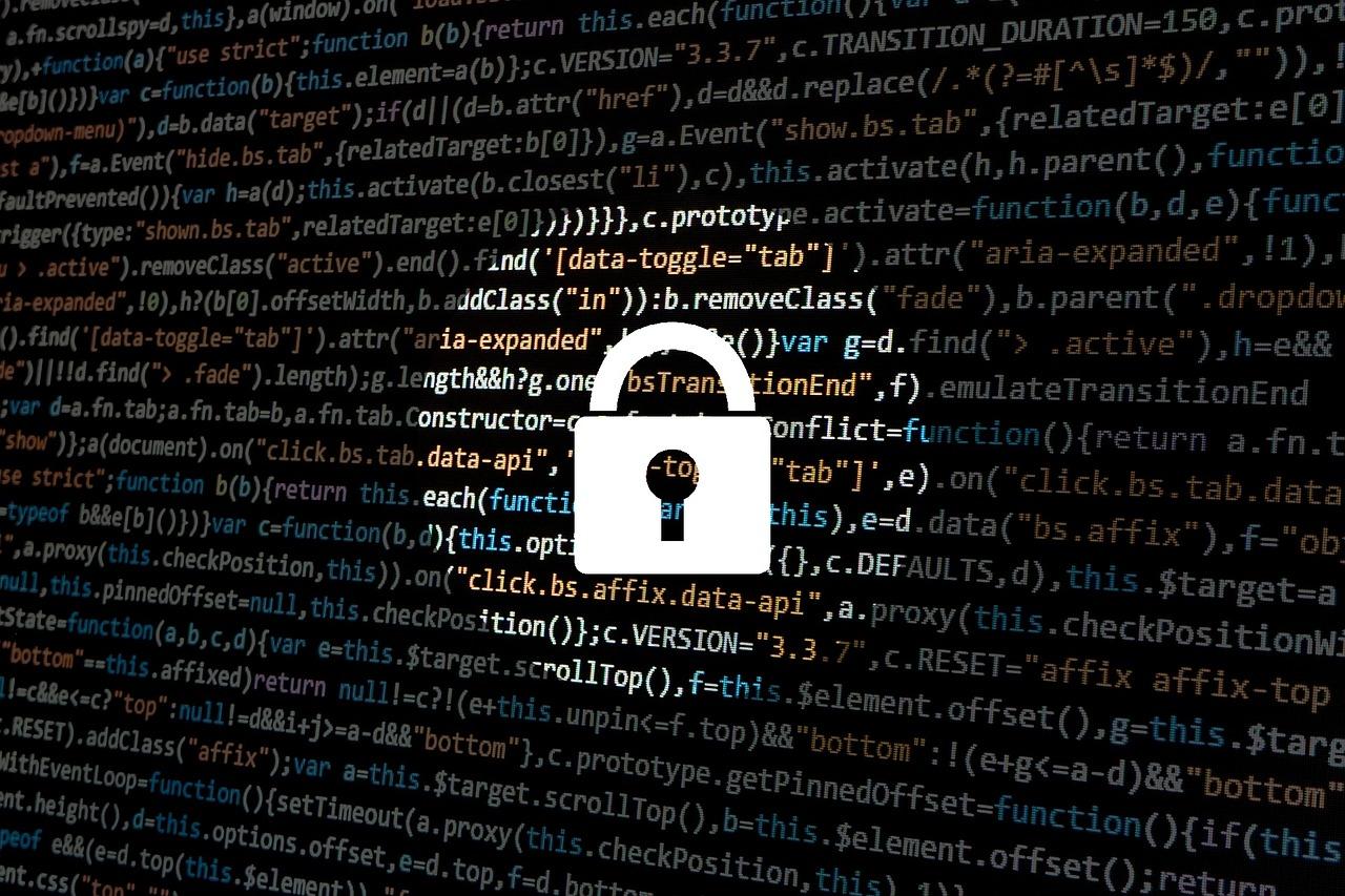 Datenschutz | Foto: typographyimages / Pixabay