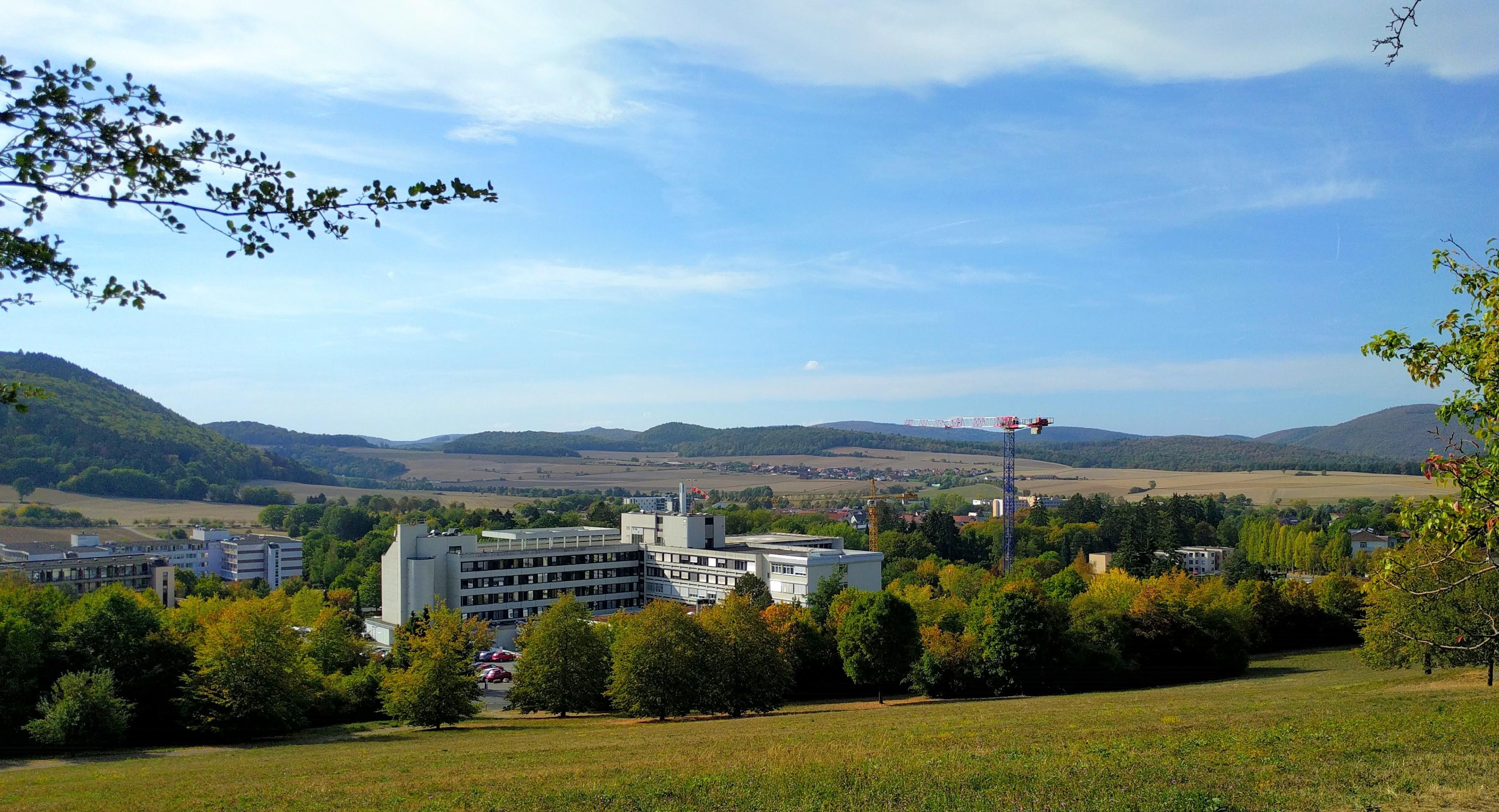 Werner-Wicker-Klinik, Deutsches Skoliose-Zentrum, Bad Wildungen-Reinhardshausen
