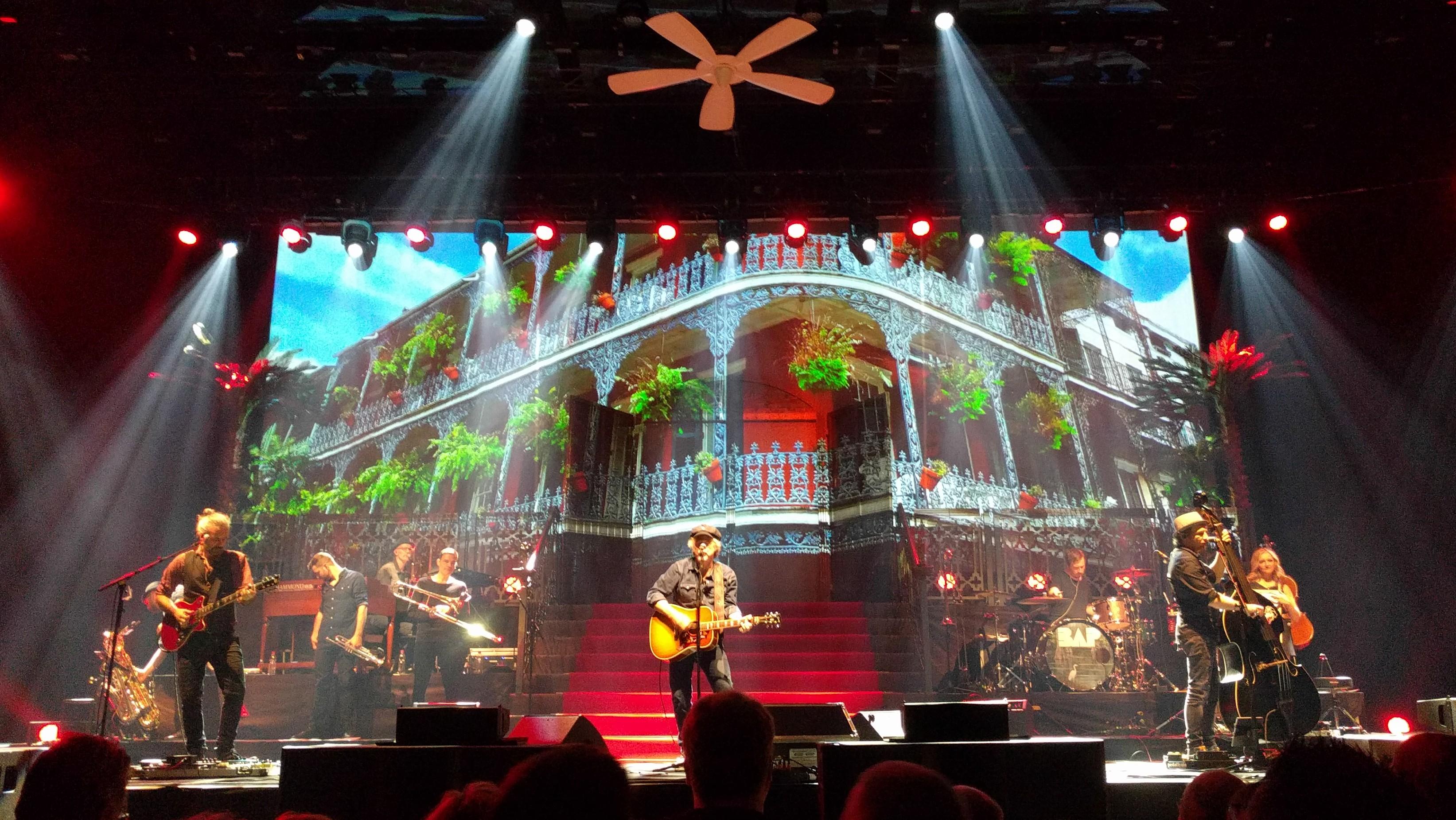 2. Oktober 2018: NiedeckensBAP live in Karlsruhe