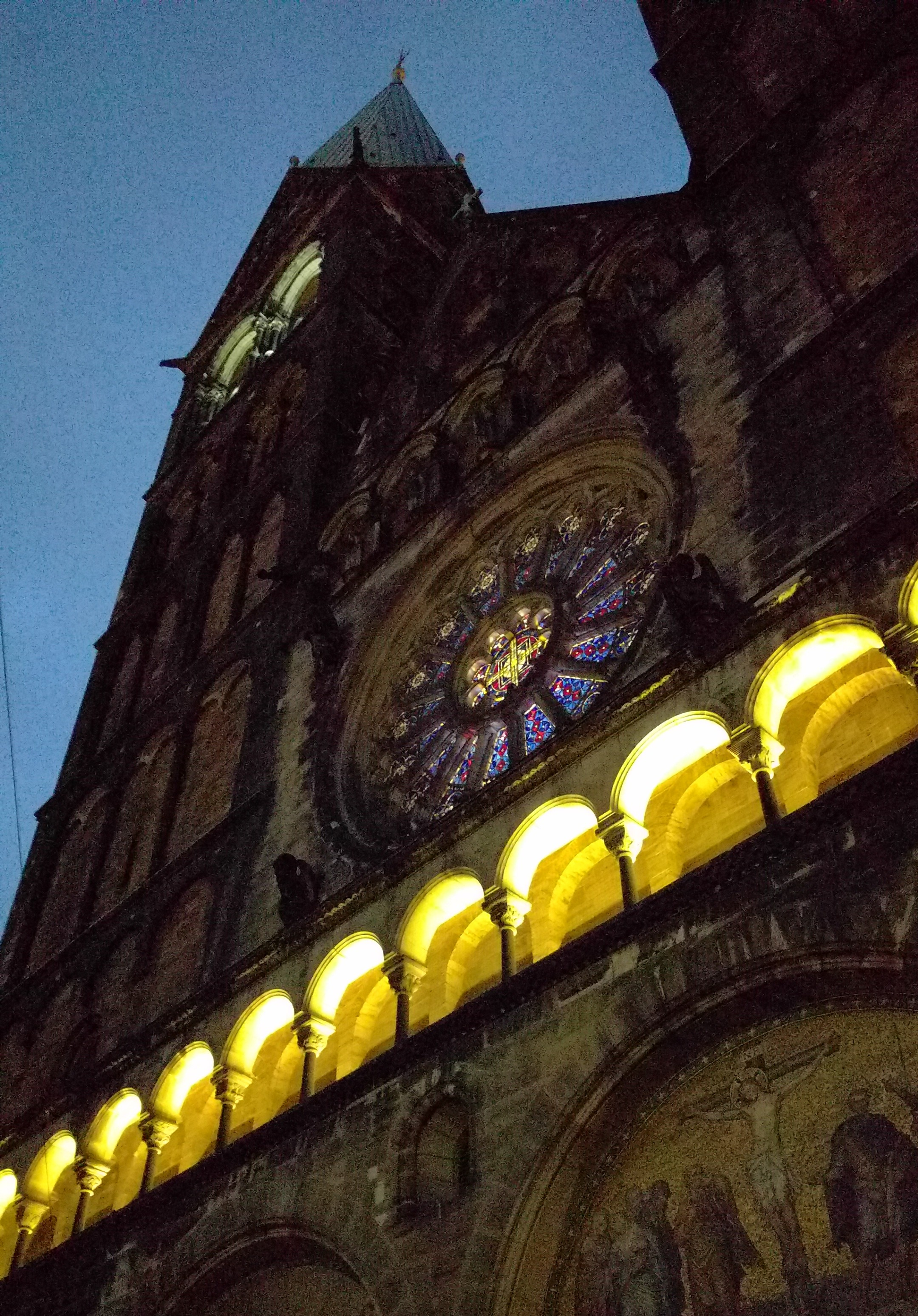 Der Dom in Bremen.