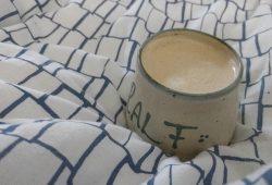 Kaffee zum Frühstück im Bett!
