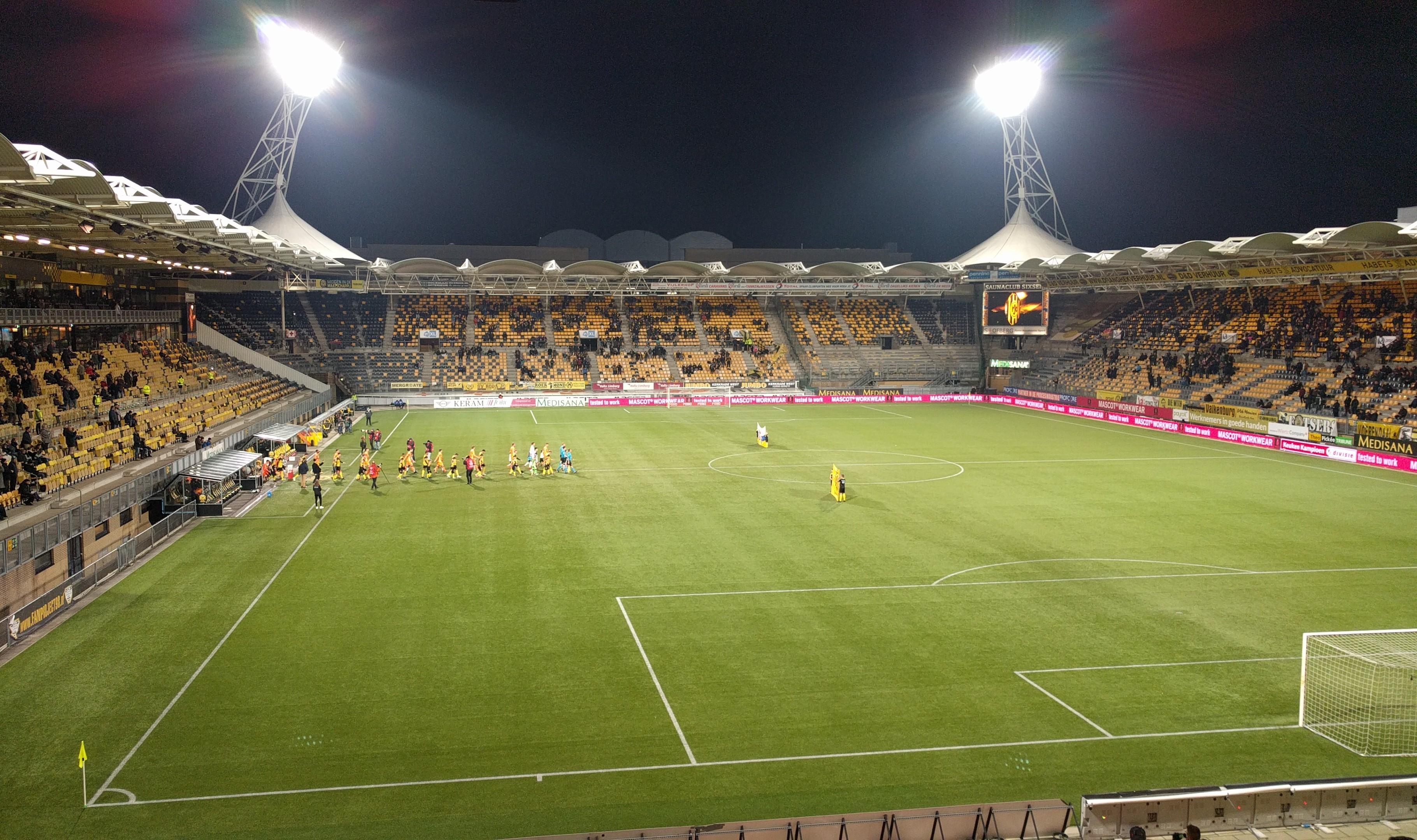 Roda JC Kerkrade - FC Volendam
