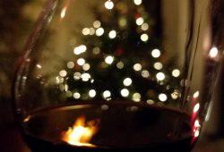 Rotwein passt an einem Adventabend immer!