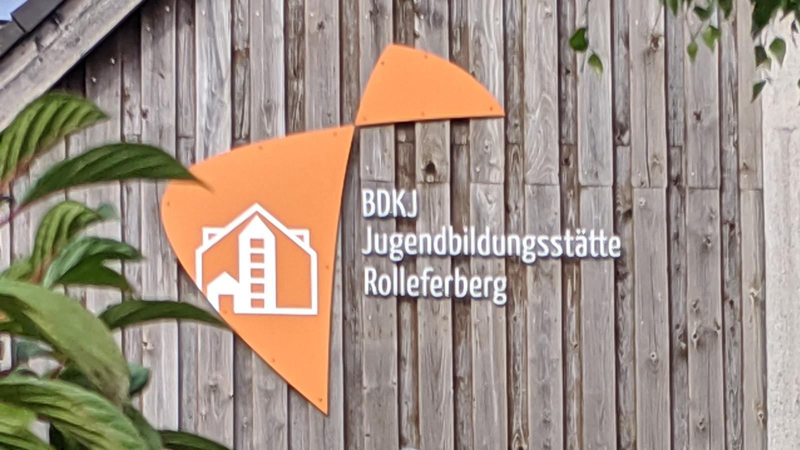 """BDKJ-Jugendbildungsstätte """"Rolleferberg"""" (Aachen)"""