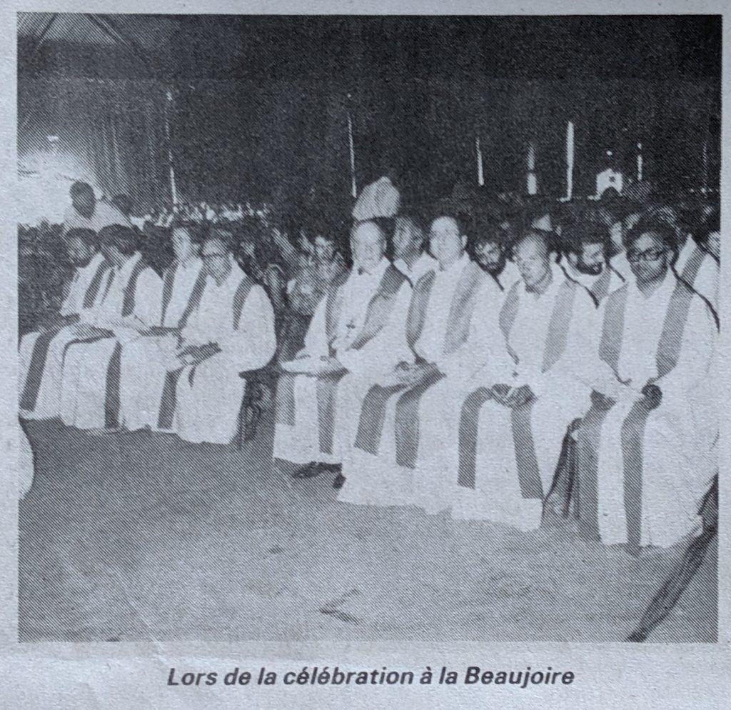 InterRail 1989: Press Ocean (Ausgabe vom 24. Juli) - Gottesdienst