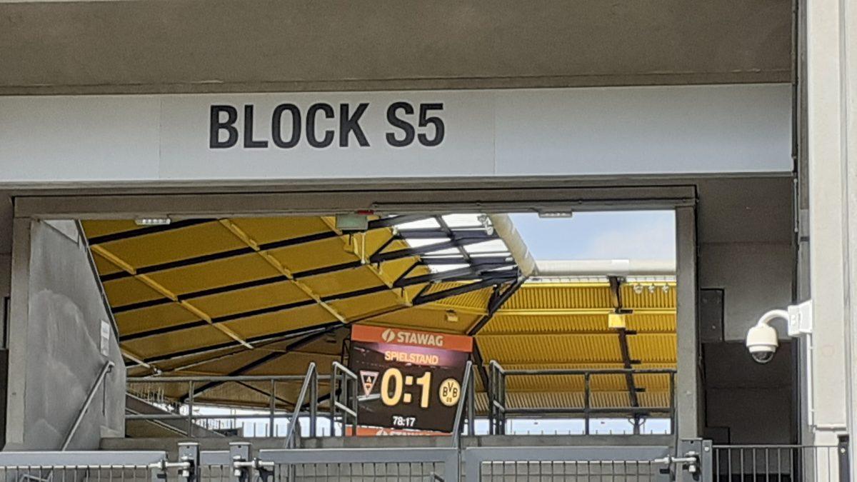 Regionalliga West: Alemannia Aachen - Borussia Dortmund U23
