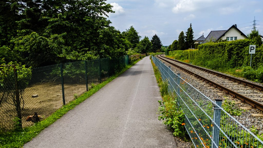 Ruhrtalradweg.